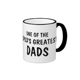 One of the World's Greatest Dads Coffee Mugs
