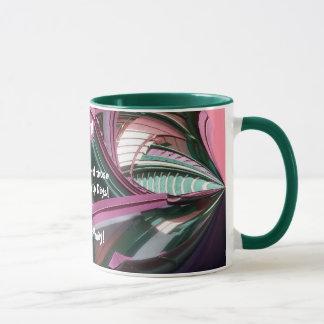 One of those Crazy Mixed Up  Days! Mug