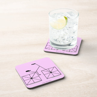 One Of Those Days Beverage Coaster