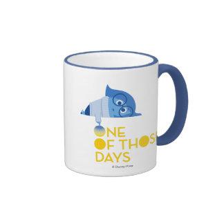 One of Those Days Ringer Mug