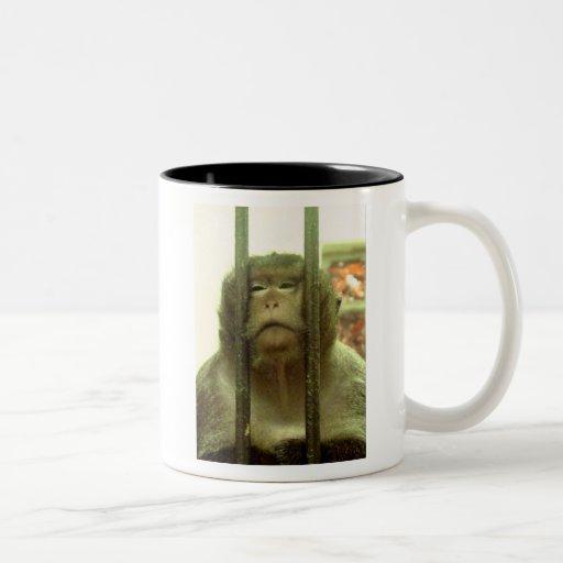 One of those days.... Two-Tone coffee mug