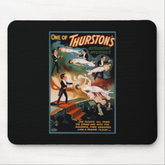 One of Thurston's astounding mysteries Mouse Pad