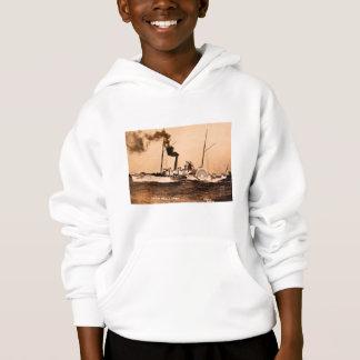 One of Uncle Sam's Louis Pesha Vintage Great Lakes Hoodie