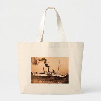 One of Uncle Sam's Louis Pesha Vintage Great Lakes Large Tote Bag