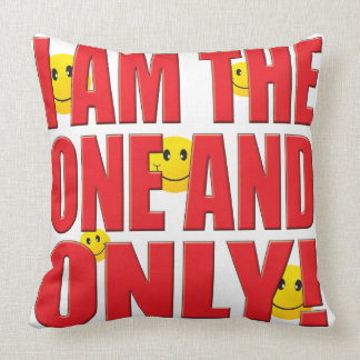 One Only Life Pillows