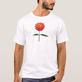 One Orange Dahlia Mens T-Shirt