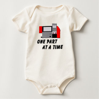 One Part At A Time Baby Bodysuit