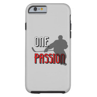 one passion hockey iPhone 6 case