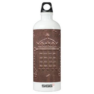 One Penny Aluminum Water Bottle