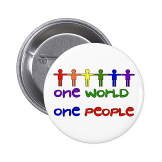 One People Button
