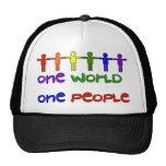 One People Mesh Hats