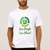 One People One Planet T-Shirt