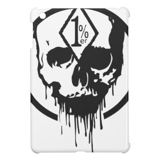 One percenter - 1%er Skull Cover For The iPad Mini
