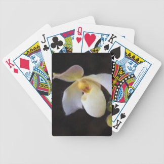 One Perfect Lady Slipper Bicycle Playing Cards