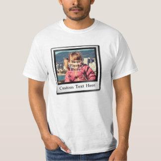 One Photo Snapshot Shirt