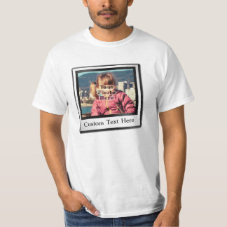 One Photo Snapshot T-Shirt