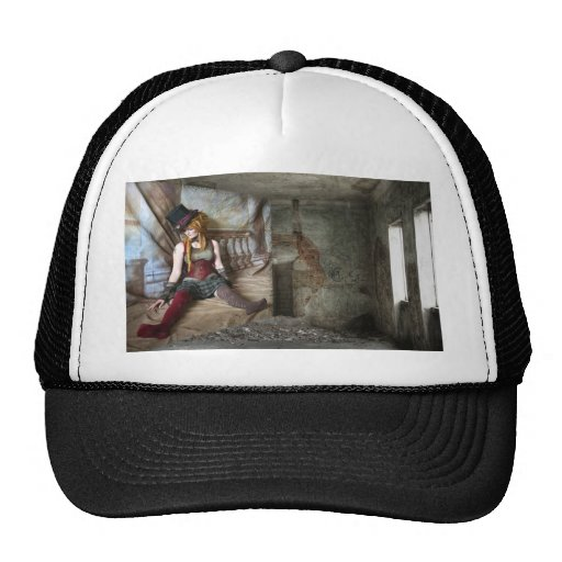 ONE PILL MAKES YOU LARGER... TRUCKER HAT