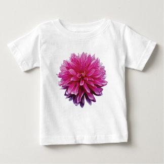 One Pink Dahlia Infants Shirts