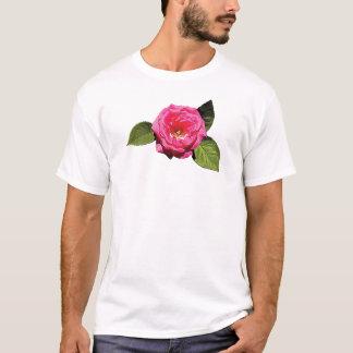 One Pink Rose Mens T-Shirt