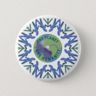 One Planet One Humanity Button