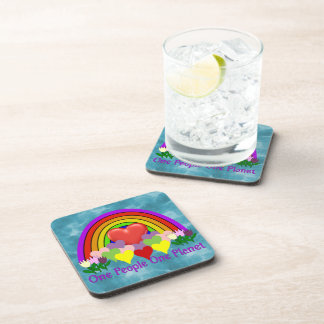 One Planet One People Coaster