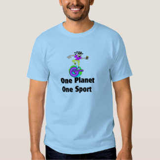 One Planet One Sport Tee Shirt