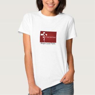 one prayer tee shirt