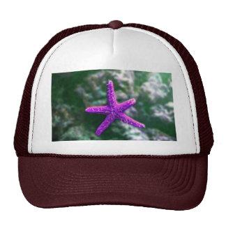 One Purple Starfish Trucker Hats