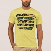 One Question New Jersey Light T-Shirt