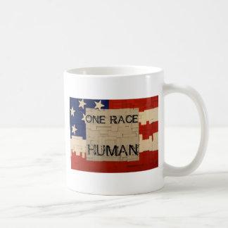 One Race Human Coffee Mug