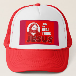 One Real Thing Trucker Hat