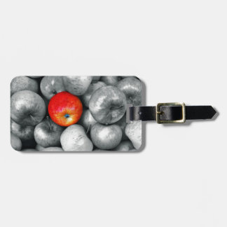 One Red Apple Travel Bag Tag
