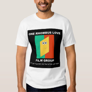 One Rhombus Love Film Group T Shirt