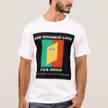 One Rhombus Love Film Group T-Shirt
