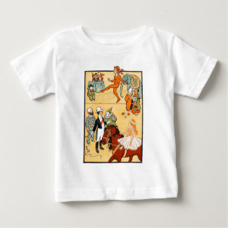 One Ring Circus: The Ringmaster & Crew T Shirt