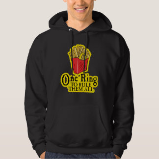 One Ring To Rule Them All Hoodie