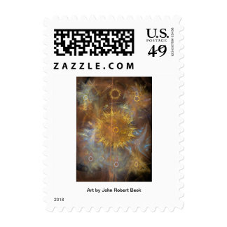 One Ring To Rule Them All Postage