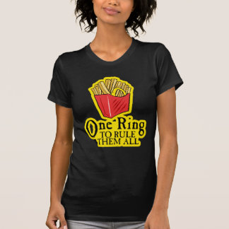 One Ring To Rule Them All T Shirt