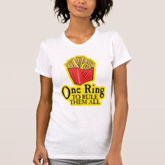One Ring To Rule Them All T-shirts