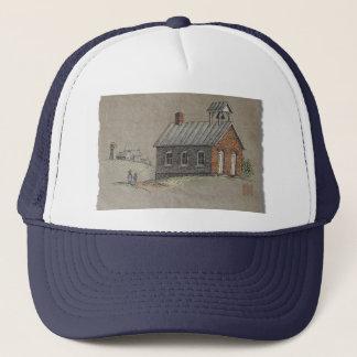 One Room School Trucker Hat