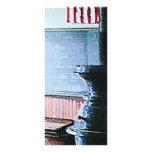 One Room Schoolhouse Custom Rack Card