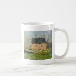 One-room Schoolhouse Classic White Coffee Mug