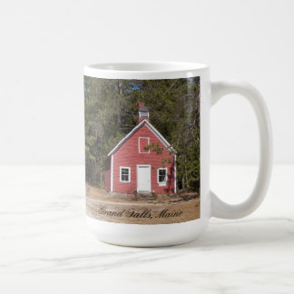 One room schoolhouse mug
