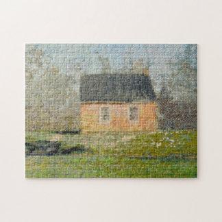 One-room Schoolhouse Puzzle