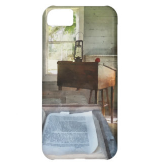 One Room Schoolhouse with Book iPhone 5C Cover