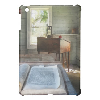 One Room Schoolhouse with Book iPad Mini Cases
