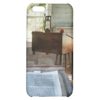 One Room Schoolhouse with Book Case For iPhone 5C