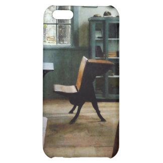 One Room Schoolhouse With Clock iPhone 5C Covers
