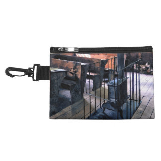 One Room Schoolhouse With Stove Accessory Bag