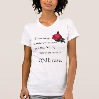 One Rose T-shirt
